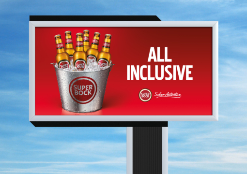 Fase #2 Campanha Super Bock | Billboards